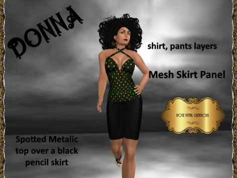 [RPC] Donna in Green Spots