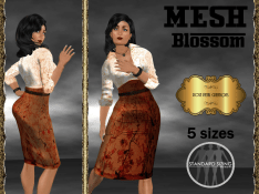 [RPC] MESH ~ Blossom in Bronze