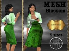 [RPC] MESH ~ Blossom in Emerald
