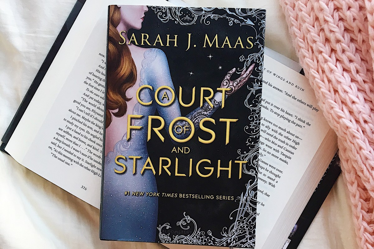 Review & Discussion: A Court of Frost and Starlight by Sarah J. Maas