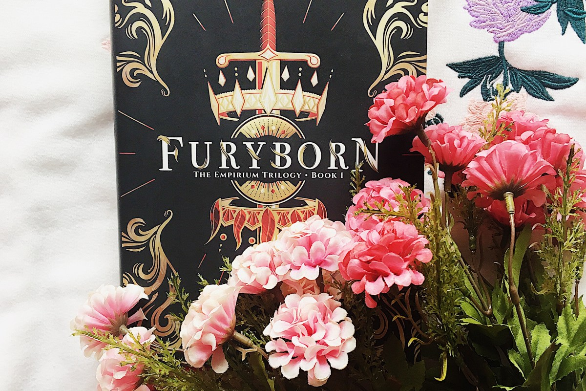 Review & Discussion: Furyborn by Claire Legrand // the most Slytherin fantasy ever I'm in love