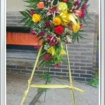 Funeral Flowers Delivery  STANDING SPRAYS