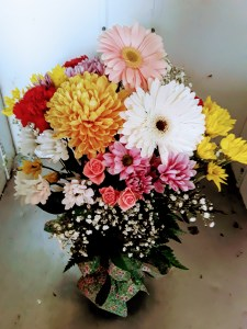 Summer flowers by ROSE PETALS FLORIST