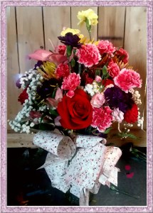 Little Falls Flowers - Custom Arranged for You
