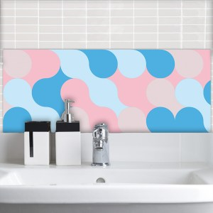 Image of Poppet design Feature wall tiles from forthefloorandmore.com