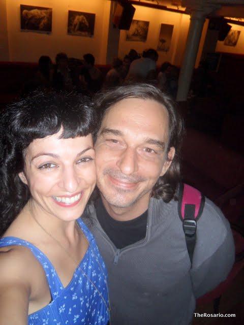 Mi foto con... Andreu Català Pedersen