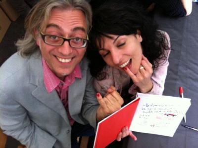 21 jul. 'Paraules d'amor' en la FNAC
