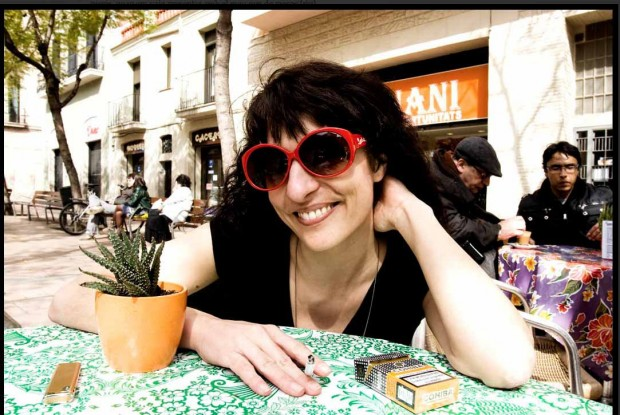 Roser Amils al http www 365d365e com entrevistes p