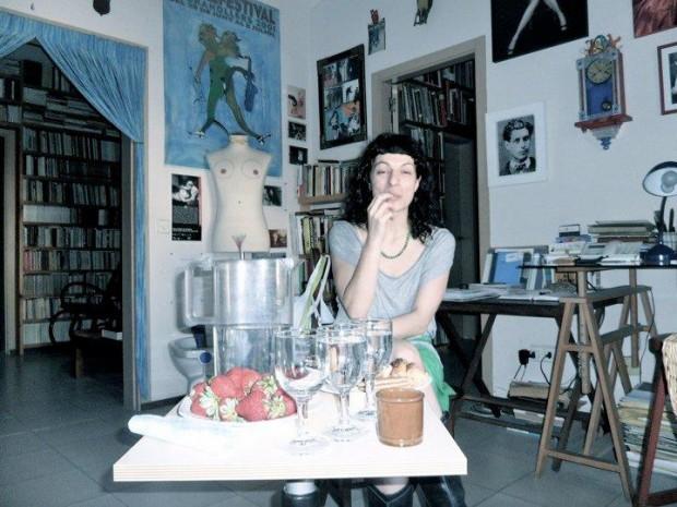 roser amills merienda mágica en el estudio de Antonio Beneyto - 397796824143