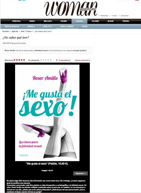 La lectura del verano en tu revista WOMAN-Madame Figaro