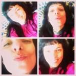 roser amills besoso cuatro fotos