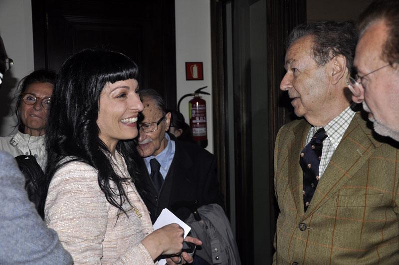 Luis Racionero y Roser Amills