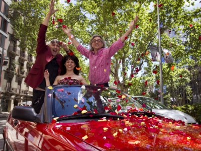 Sant Jordi 2011 | Joan Spin, Víctor Amela i Roser Amills