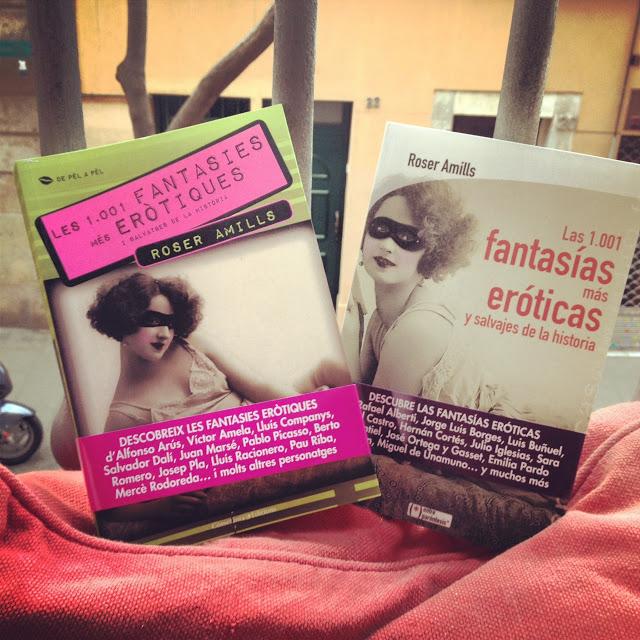 1001 fantasias eroticas y salvajes de roser amills