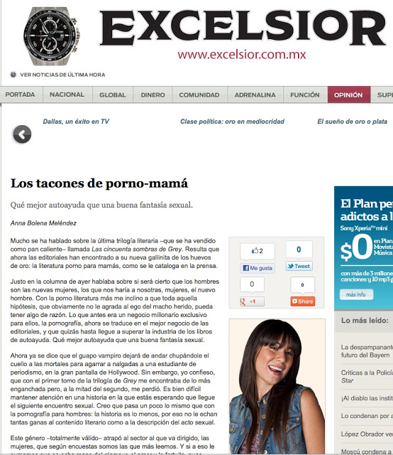 excelsior entrevista a roser amills