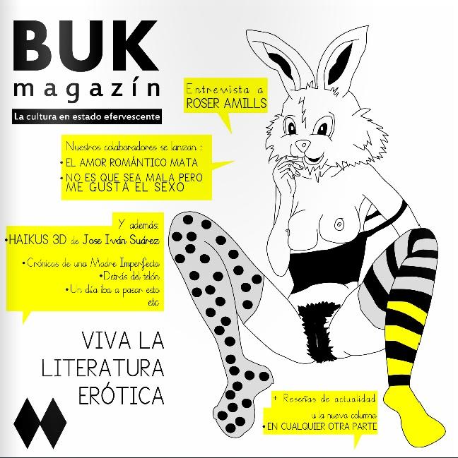 buk magazin entrevista a roser amills febrero 2014