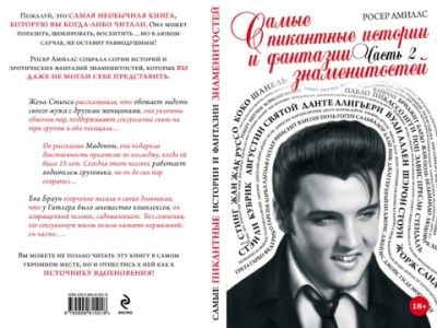 Mi libro en ruso | The most piquant celebrities' stories and fantasies by Roser Amills. Part 2.