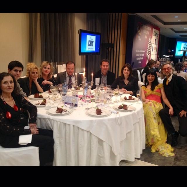 #Premiosapei2014 Roser Amills Ariadna Oltra, Víctor Amela, Silvia Tarragona i Marta Angelat