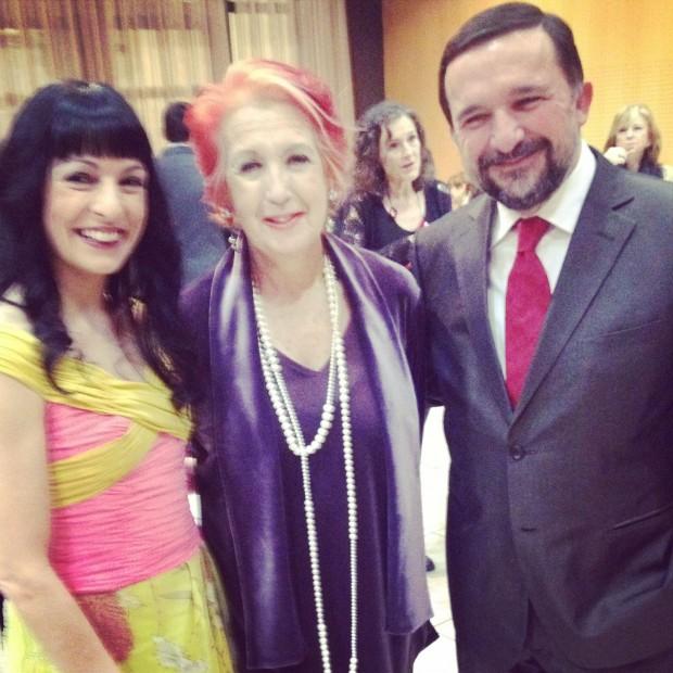 roser amills rosa maria calaf y sergio vilasanjuan premios apei 2014