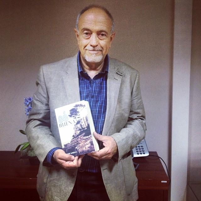 Josep Maria Cabayol (Vilanova i la Geltrú) también tiene ya su ejemplar de #sébuena :))