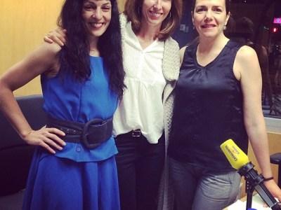 Avui a #miliunanits hem parlat de CULS!!! ;)) amb @carmesanchez @clinica_teknon
