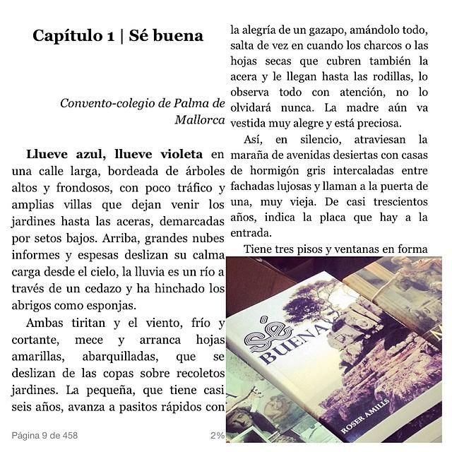Capítulo 1 | Sé buena: #vitalia tiene 6 años y... (Mallorca, años 70)