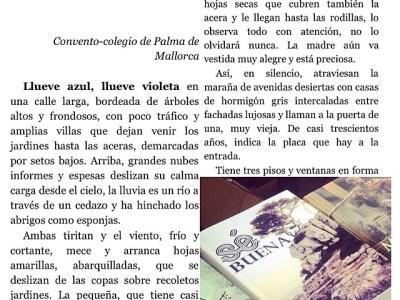 Capítulo 1 | Sé buena: #vitalia tiene 6 años y… (Mallorca, años 70)