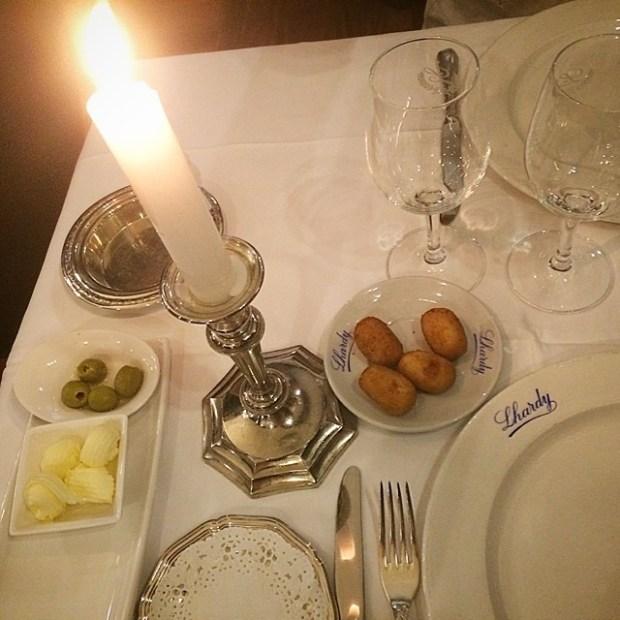 cena en lhardy madrid 2