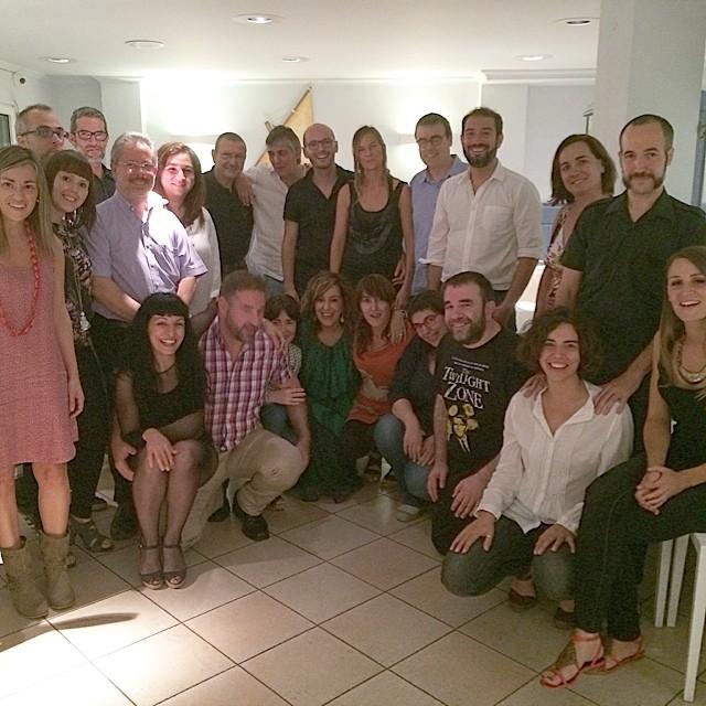 equip complet de les mil i una nits de catalunya radio sopar fi de temporada