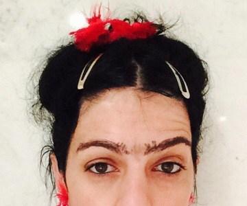 Mi homenaje a Frida Kahlo