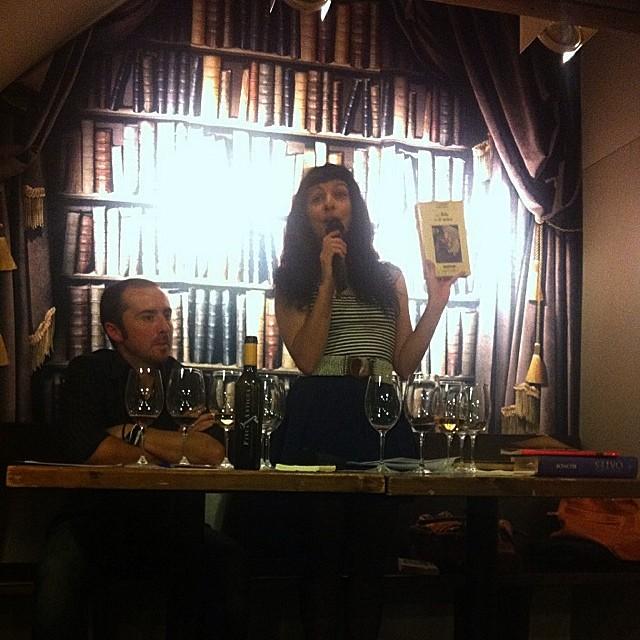 roser amills presentacion maridatge literari libreria laie barcelona