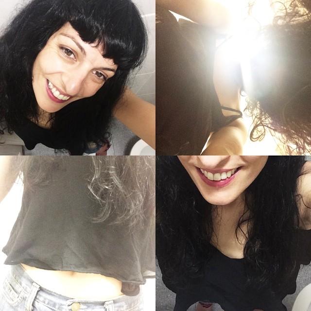 roser amills selfies cuatro