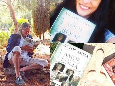 A les 18:40h Catalunya Ràdio amb Víctor Amela, visca el sexe a l'antiga Roma al #8dies de la Mireia Mallol !!