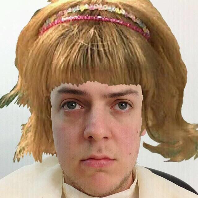 venga monjas con peluca