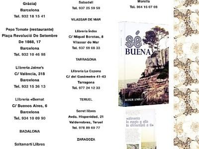 Se puede comprar la novela #sébuena en papel? SÍ :)) (y, en català, #fesbondat