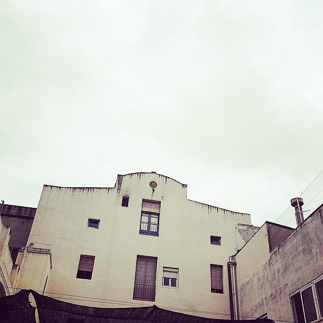 Pati interior nou descobert avui a Gràcia ;))
