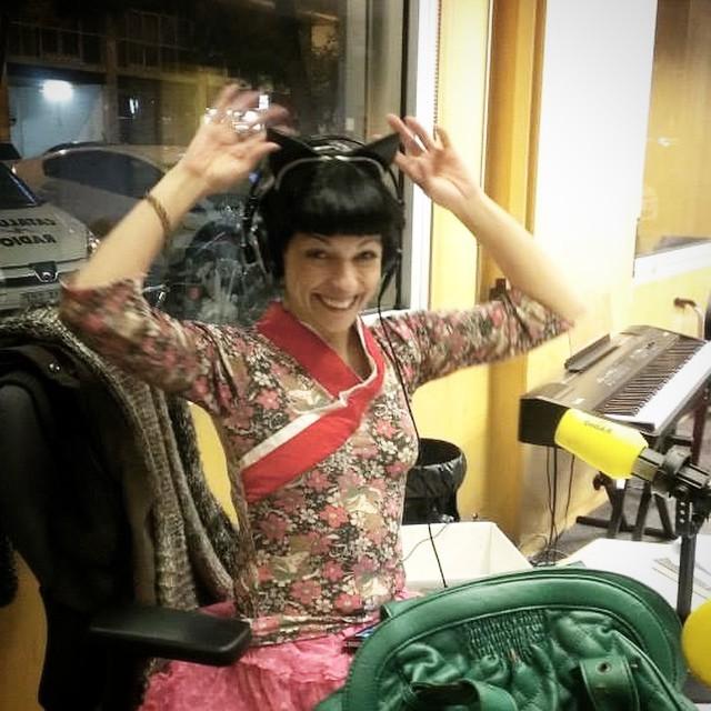 roser amills orejas gato catalunya radio divertida 2014