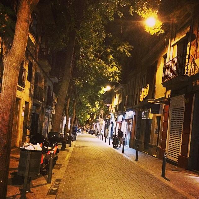 Un dels carrers més macos de Barcelona i on he viscut més i més temps