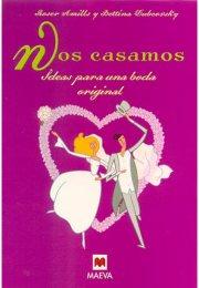 libro nos casamos de roser amills