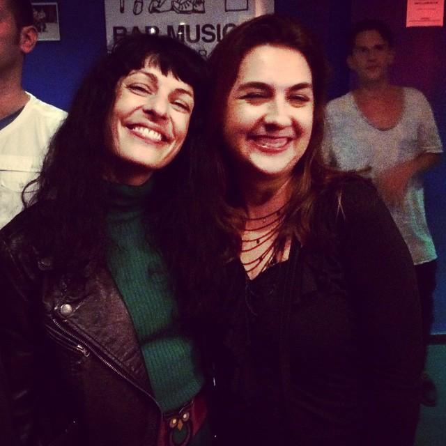 Con @juditta el #magic brilla ;))