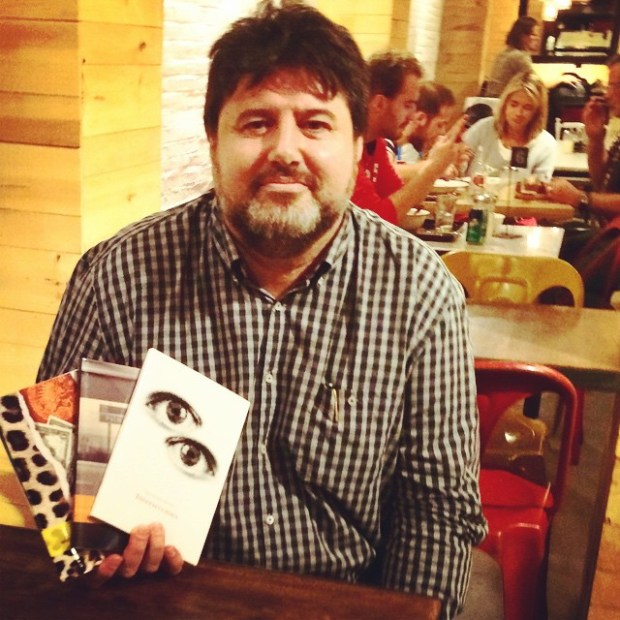 editorial ifeelbooks visita barcelona foto de roser amills