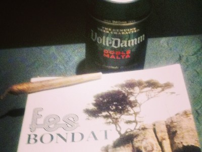 "by @afromarc86 ""#fesbondat #sebuena #volldamm Interessant de moment!"" Guapo!!!"