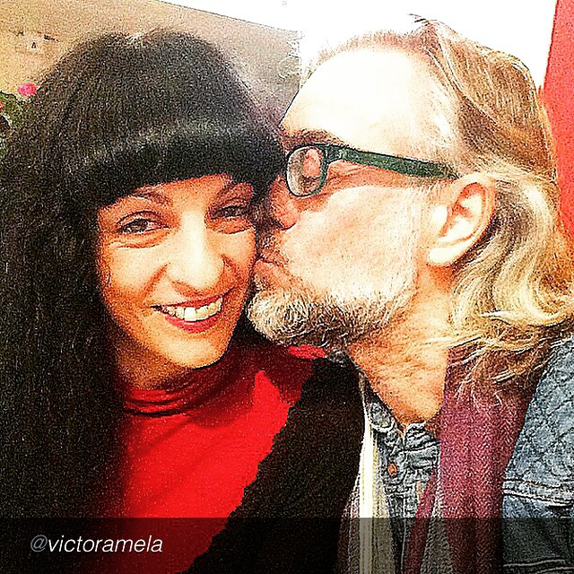 """by my love @victoramela """"Hoy cumple 20 años por 2ª vez @roseramills ¡La felicitamos! 3, 2, 1... ¡FELICIDADES!"""