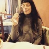 Roser Amills copa de vino