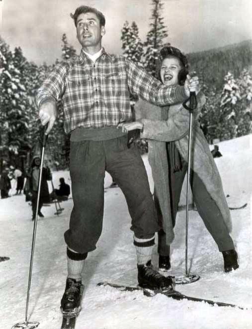 Rita Hayworth Errol Flynn