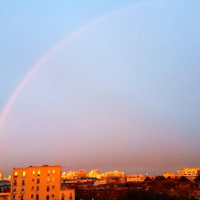 Arco iris de colores ;))