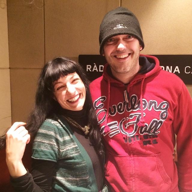 La Ser   Ja podeu escoltar l'entrevista que em van fer a Espècies protegides, el súper programa de divendres!!!
