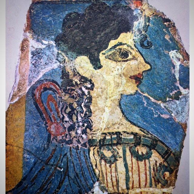 Hace 1.700 años, en Creta... #buenosdias ;))