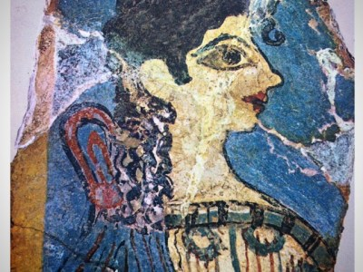 Hace 1.700 años, en Creta… #buenosdias ;))