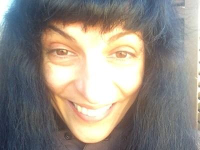 Menos mal que Vanessa Peña me va a restaurar, escribir noches enteras y cuidarse no se me combinan bien ;))
